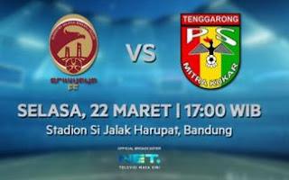 Sriwijaya FC vs Mitra Kukar 2-2