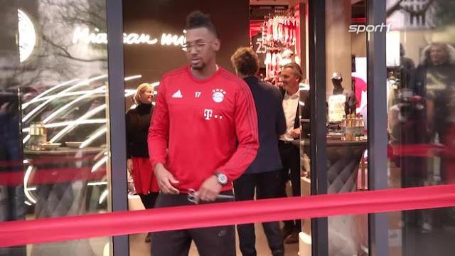 Boateng la vuelve a liar en el Bayern de adidas