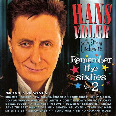 Hans Edler - Remember The Sixties - Vol 2 (2015 Sweden)