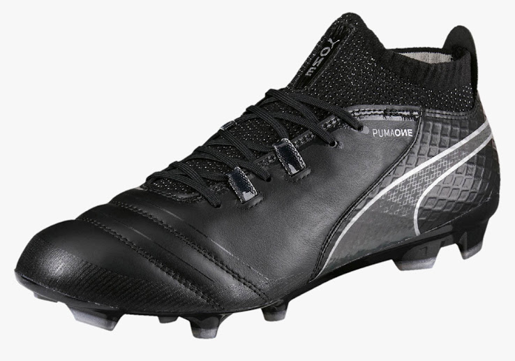Black / Iridescent Puma ONE 2017-2018 Boots Released ...