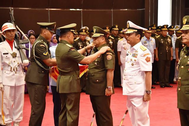 Panglima TNI : Soliditas dan Militansi Tingkatkan Kecepatan Organisasi