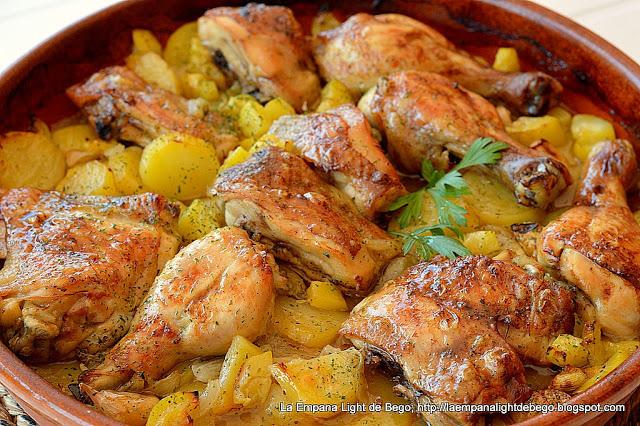 pollo-ajillo-horno