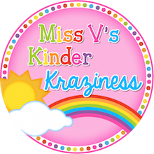 grab button for Miss V's Kinder Kraziness