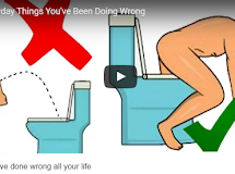Everyday Things You've Been Doing Wrong