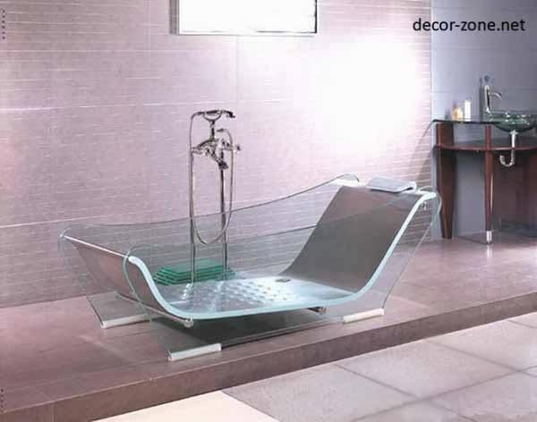 Glass Bathroom Ideas: Bathroom Designs With Glass Bath, Ideas, Photos, Tips