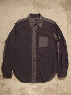 "Engineered Garments ""Work Shirt - Big Plaid & Big HB St."""