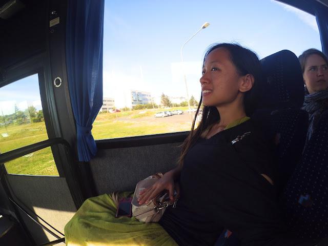 Reykjavik Excursion Bus