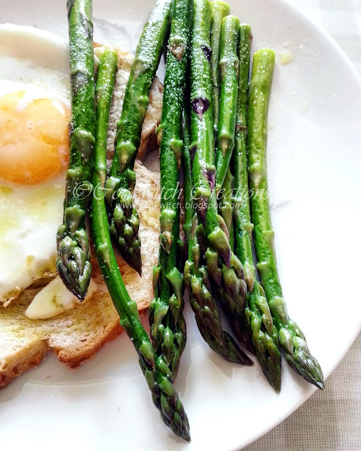 Ringden Hall Farm eggs and asparagus