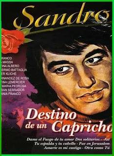 Sandro Destino de un capricho 1972 | DVDRip Latino HD GDrive 1 Link