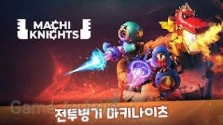 Machi knights Blood Bagos