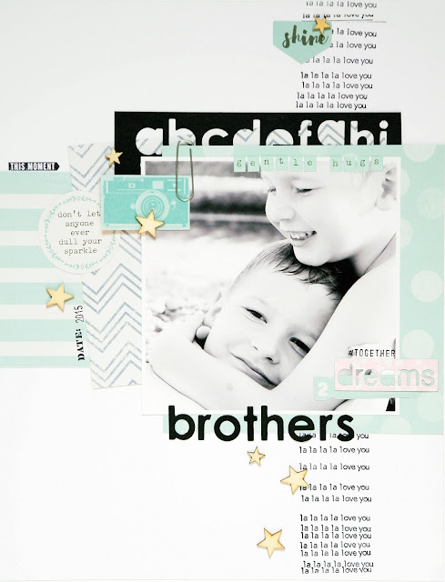 @matyushevskaya #layout about the brothers