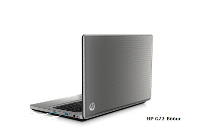 HP G72-B66 laptop