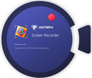 AnyMP4 Screen Recorder 1.1.30 Multilingual Full Crack