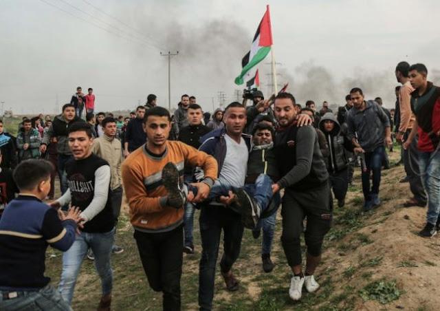 Aneh, Israel yang Bantai Warga Gaza, AS Malah Salahkan Hamas