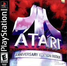 Atari Anniversary Edition Redux - PS1 - ISOs Download