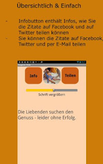 Diogenes in der Tonne Zitate Android App
