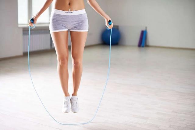 Можно ли похудеть с помощью скакалки