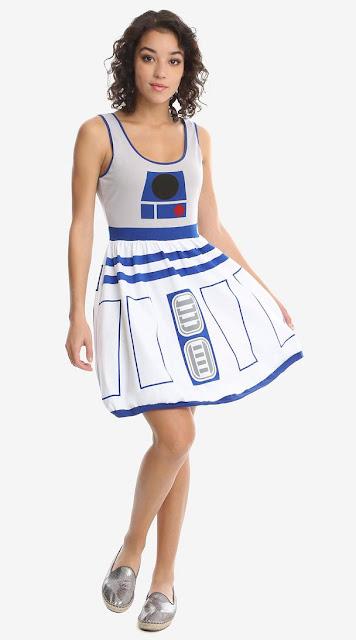 R2-D2 A-Line Dress