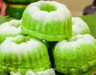 Cara Membuat Kue Putu Ayu Manis Lembut Dan Nyess Dimulut