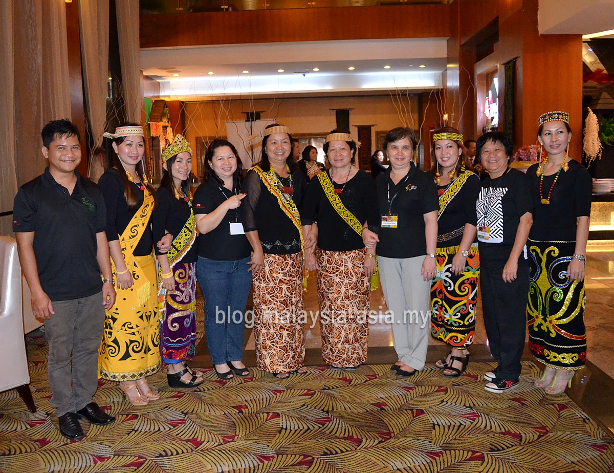 organizing team for Borneo Jazz