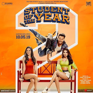 student of the year 2 trailer