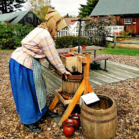 New England Fall Events_Apple Days Old Sturbridge Village