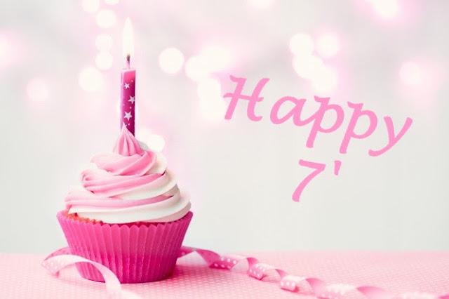 blog anniversaire les petites bulles de ma vie, 7 ans