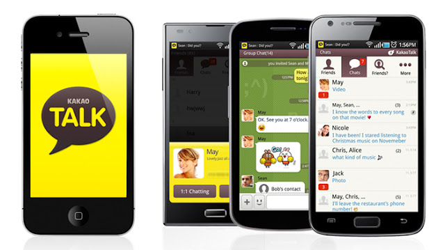 KakaoTalk Apk Mobile Messenger Free Calls & Text 5.9.0