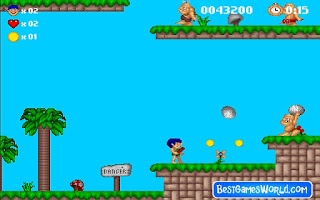 Game Caveboy Go Apk