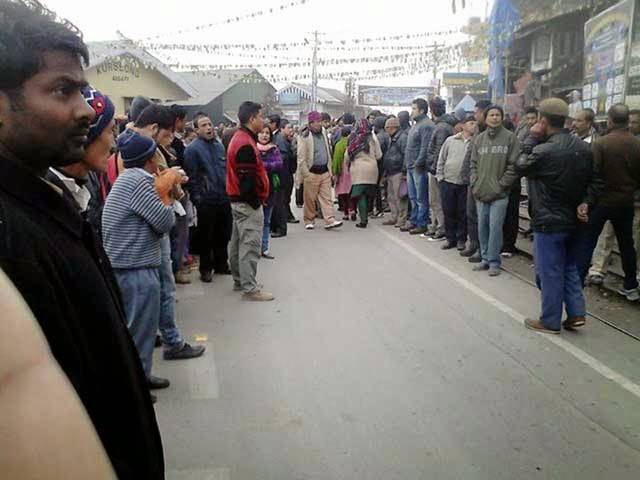 Kurseong people ready to pay their last respect to late Subash Ghisingh