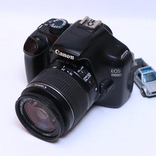 Kamera Second Canon EOS 1100D Di Malang