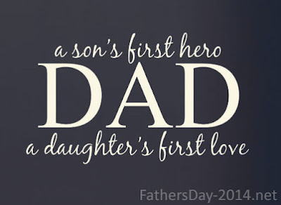 Happy Father's Day 2015 Quotes, Messages, Sayings from Son and Daughter