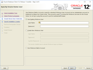 Living and breathing the world of Microsoft: Installing Oracle Client 12c on Windows 10