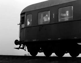sceny kolejowe pociąg