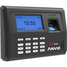 SDK Reloj Biométrico Anviz EP300