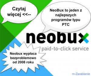 Neobux — opis programu, zarabianie pieniędzy
