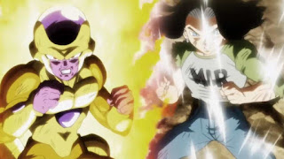 Android 17 and Frieza