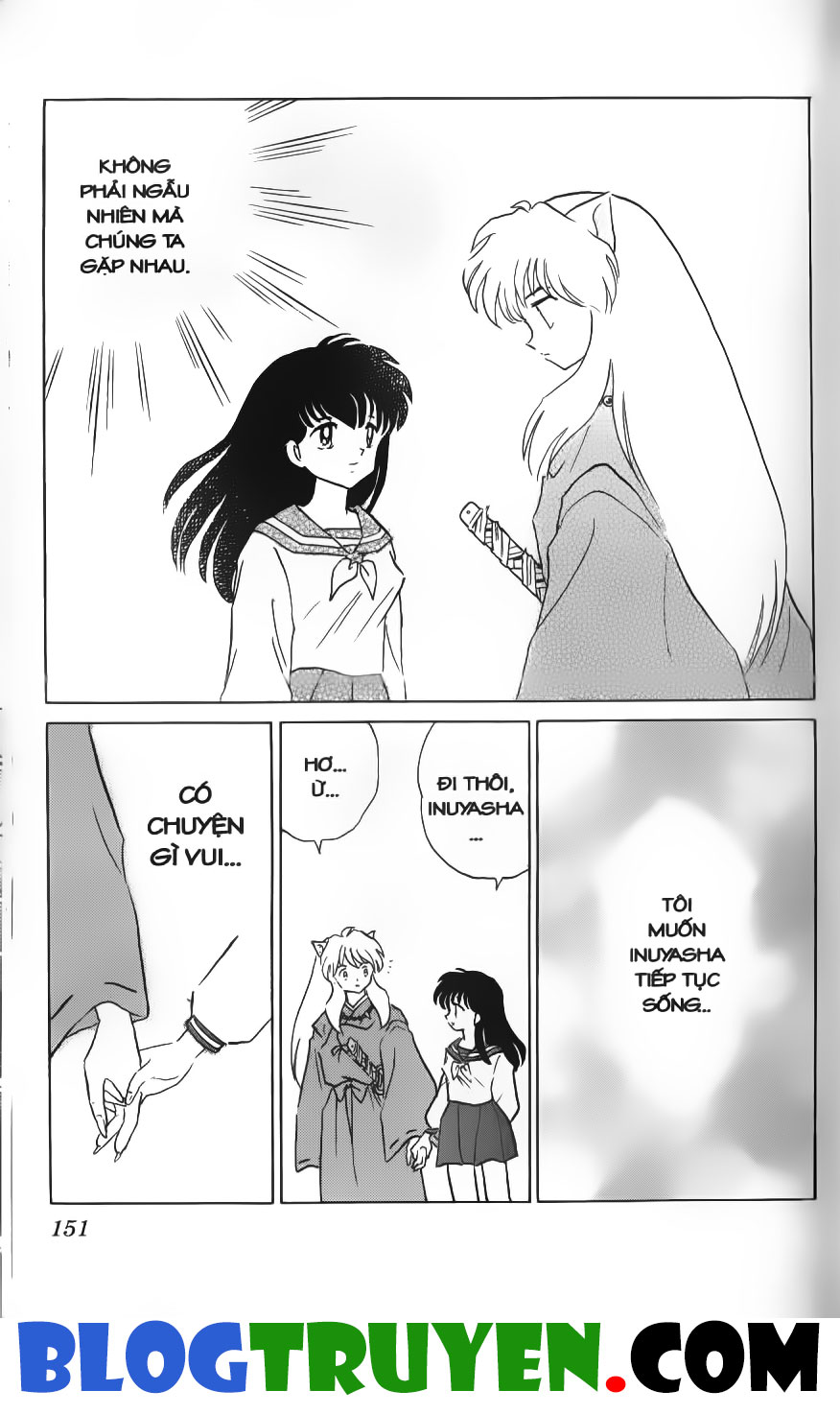Inuyasha vol 18.8 trang 21