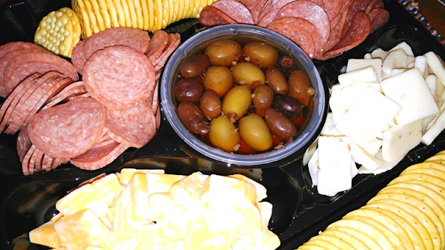 #ad #hormel partytray readymade appetizers