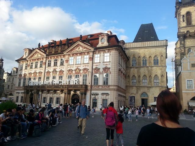 Praga, Stare miasto, architektura
