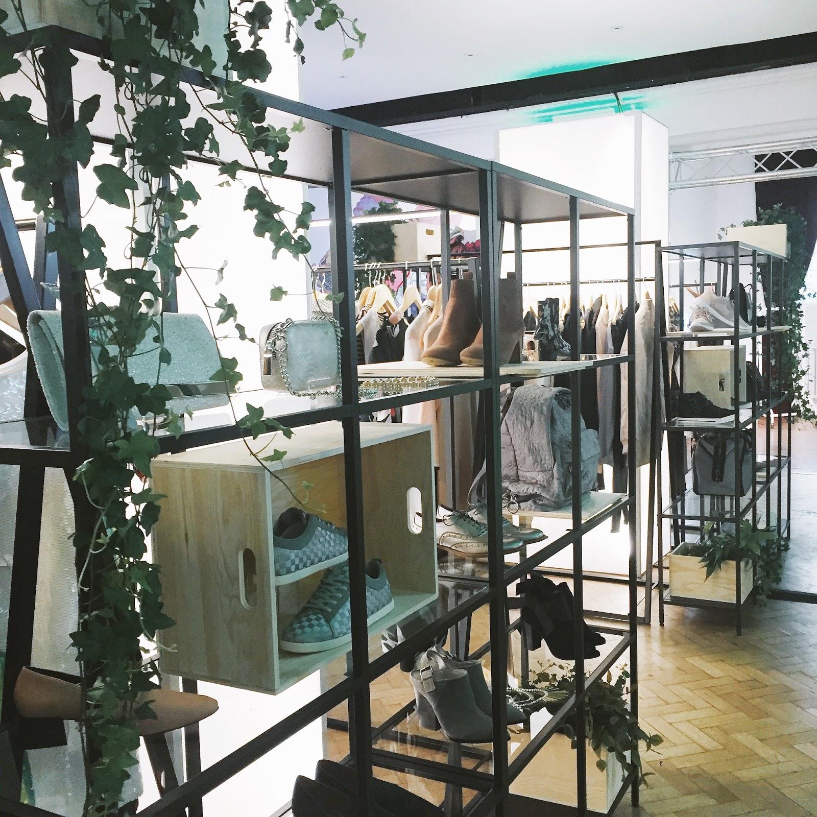 fashion pr, next press day, next ss17 press day, fashion week, fashion show ss17