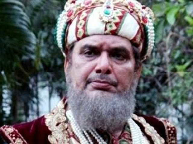 Raza Murad excited to play Aurangzeb in Sony Entertainment Television's 'Peshwa Bajirao'
