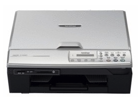 Brother DCP-110C image