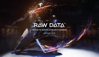Raw data vr