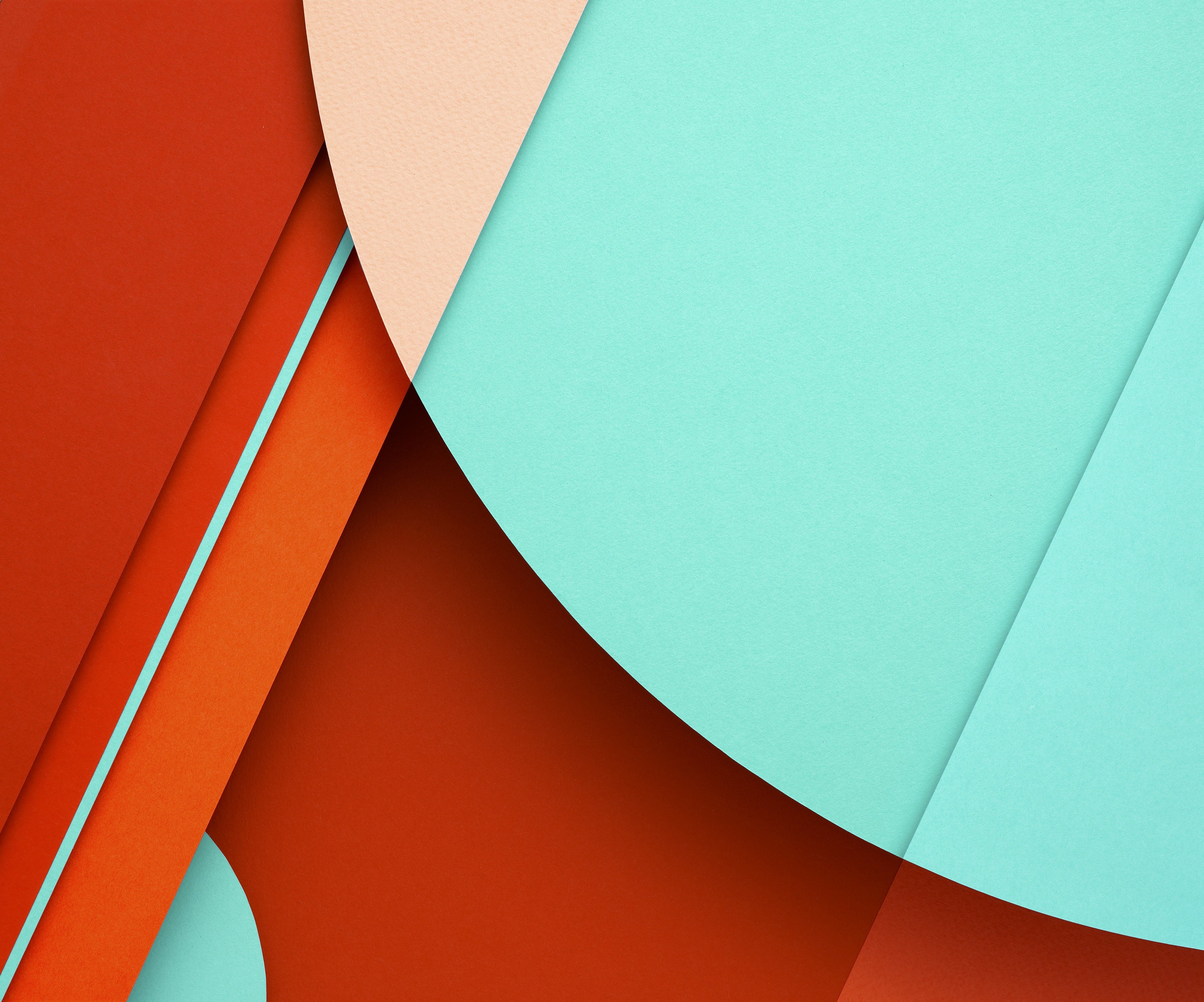 the official android m wallpapers included in the developer preview