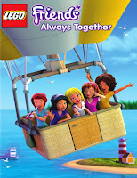 Lego Friends: Always Together (2016) online y gratis