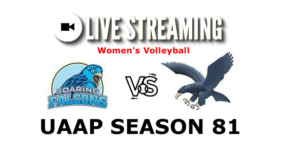 LIVE STREAMING: Adamson vs Ateneo Volleyball Women's Match UAAP Season 81