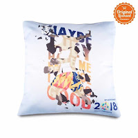 Alfacart Asian Games 2018 Pillow Case Atung Kawai ANDHIMIND