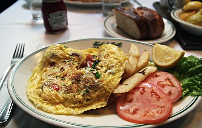 American Health Recipes: Hangtown Fry