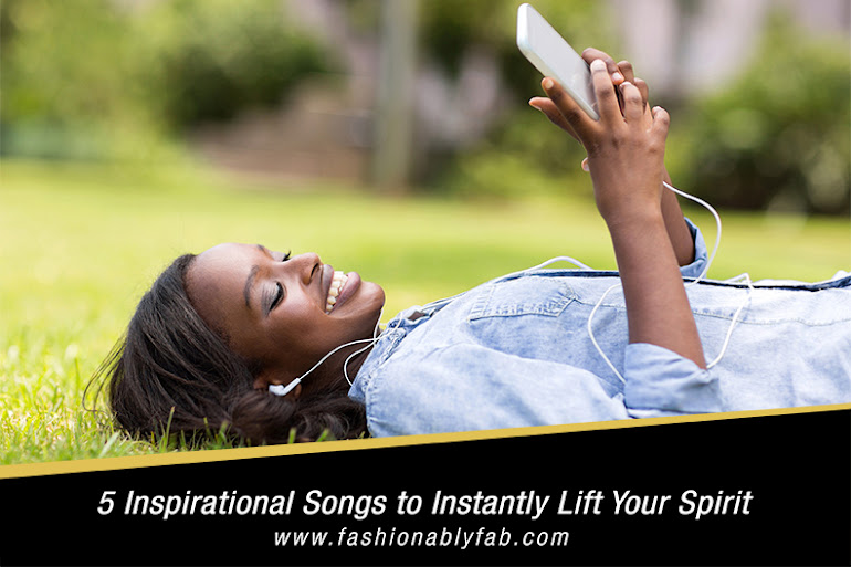 5 Inspiriational Songs to Boost Your Mood